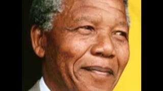 Chanson-hommage de Fabell pour Nelson Mandela