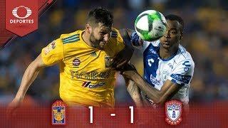 Resumen: Tigres 1 - 1 Pachuca   Clausura 2019 - Cuartos De Final   Televisa Deportes