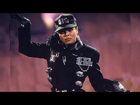 Janet Jackson《Miss You Much》Live Diamond Pop Awards • Belgium 1989