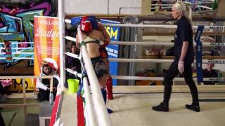 Supremacy Amateur League IV - Therese Snell vs Marta Lundberg