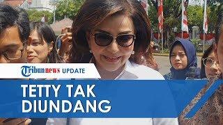 Tak Diundang Jokowi, Ternyata Ini Keperluan Bupati Minahasa Tetty Paruntu Berkemeja Putih ke Istana