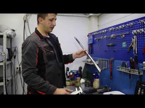 Ремонт рулевой рейки Хонда аккорд 7. Ремонт рулевой рейки в СПБ.