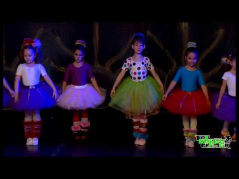 Balet Intermediari - Dansul Papusilor | DO U SPEAK DANCE Showcase 2015 by Total Dance Center