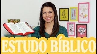 Como Fazer Estudo Bíblico | Fernanda Zapparoli