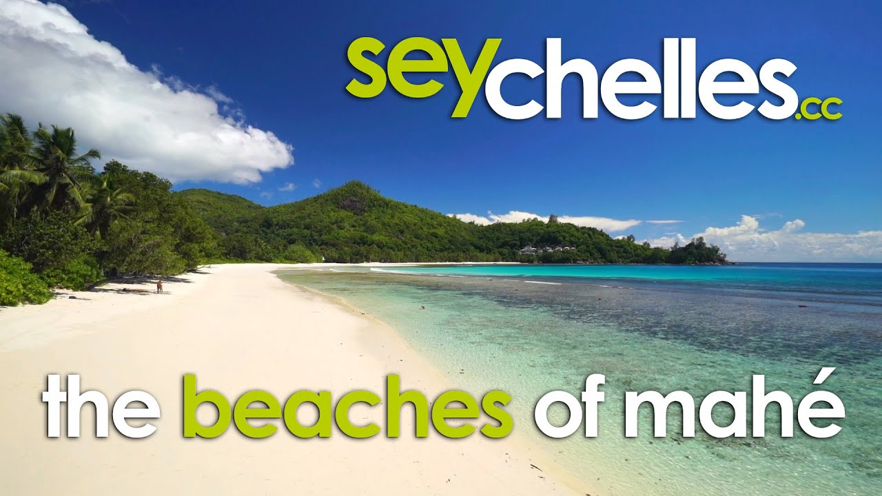 the beaches of mahe