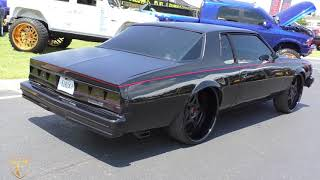 Flossin video magazine: Blacked out '79 Caprice on 26in Forgiatos