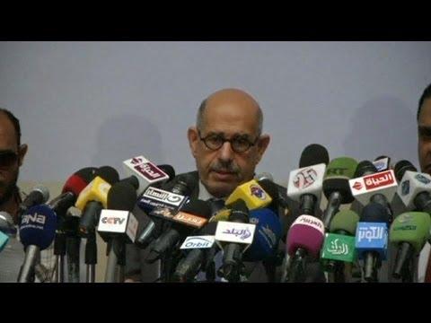 Ägypten: El-Baradei gründet neuen Partei