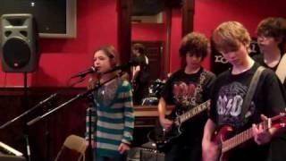 School of Rock Fairfield, AC/DC, Let's Get it Up