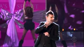 Ricky Martin Victoria's Secret 2005 - Drop It On Me HD