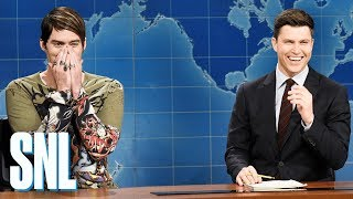 Weekend Update: Stefon on St. Patrick