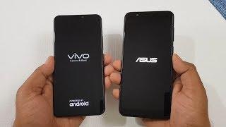 Vivo Y83 vs Asus Zenfone Max Pro M1 Speed Test !