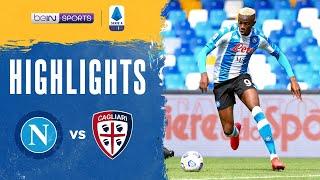 Napoli 1-1 Cagliari Pekan 34