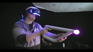 Farpoint PSVR Co-Op Gameplay Demo and Interview