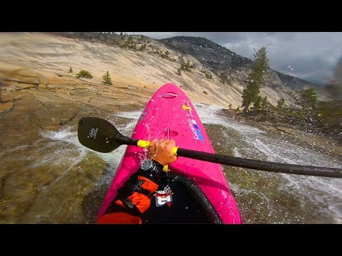 GoPro: Tenaya Creek Kayak Run with Dane Jackson