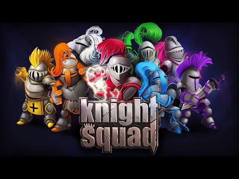 Knight Squad Launch Trailer thumbnail