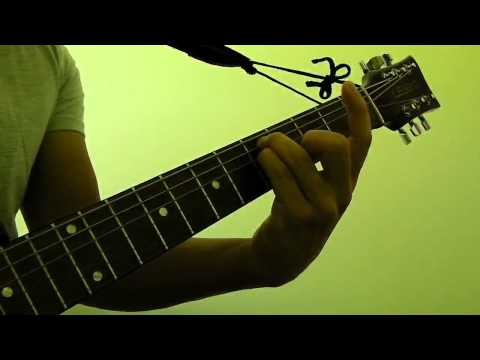How to Press and Play Gm (G Minor) Guitar Bar Chord