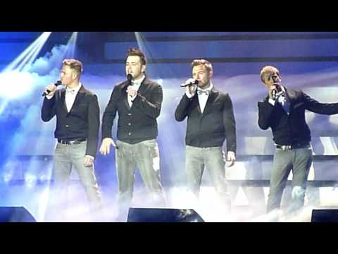 Westlife O2 12/05/12 - The Farewell Tour - Flying Without Wings (final Number) Mp3