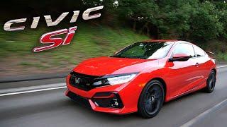 Review: 2020 Honda Civic Si Coupe HPT