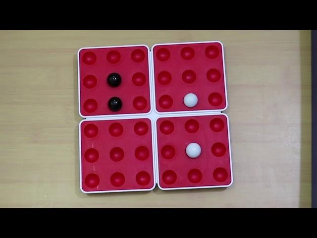 كيفية لعب لعبة بينتاجو how to play pintago game قواعد لعبة بنتاجو لعب