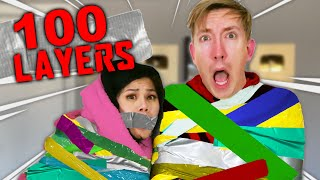 100 LAYERS CHALLENGE for 24 hours!