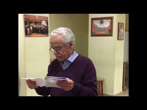 Με αναφορές στα έθιμα του Δωδεκαημέρου που γίνονταν στον Πόντο έκανε αγιασμό κι έκοψε τη βασιλόπιτα ο ΣΠΦΣΘ (βίντεο)