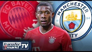 Alaba verlangt zu hohes Bayern-Gehalt – Abgang zu Manchester City? | TRANSFERMARKT