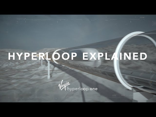 What is Hyperloop? The 700mph subsonic train explained - Pocket