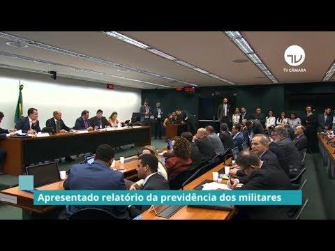 Parecer sobre pensões de PMs e bombeiros causa divergência em comissão especial - 02/10/19