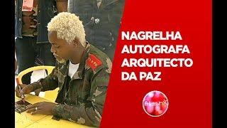FLASH | NAGRELHA AUTOGRAFA ARQUITECTO DA PAZ
