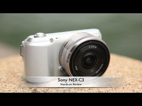 Sony NEX-C3 Review
