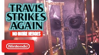 Travis Strikes Again: No More Heroes - Serious Moonlight Trailer - Nintendo Switch