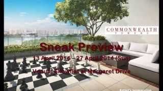 Commonwealth Towers Call (+65) 9008 3828 Condo @ Queenstown MRT