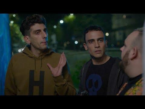 La Profezia Dell'armadillo (2018) Trailer
