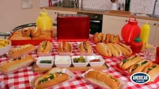 American Originals Hot Dog Maker