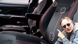 Here's Why Nissan's New Seat is Genius