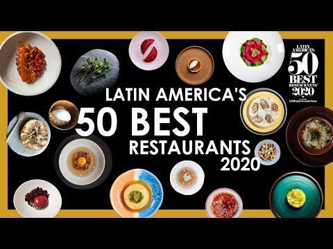 ¡Once restaurantes peruanos entre los 50 mejores de América Latina!