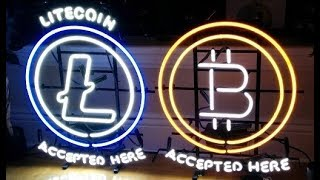 Bitcoin & Litecoin Are Consolidating For A Few More Months Before Their Next Move Higher?