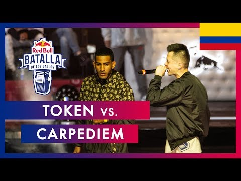 TOKEN vs CARPEDIEM - Octavos | Final Nacional Colombia 2019