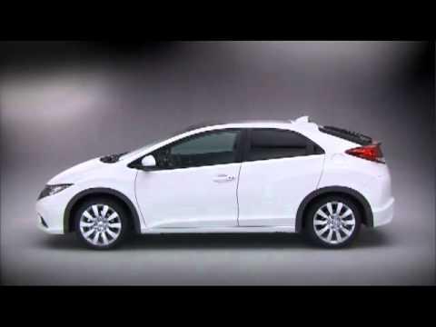 Honda Civic 5d Хетчбек класса C - тест-драйв 1