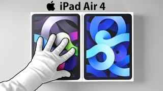 Apple iPad Air 4 Unboxing - Super Fast Tablet! + Gameplay