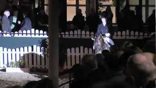 Gut Neuenhof Florenciano Hengstschau Münster-Handorf 28.02.2012 - YouTube