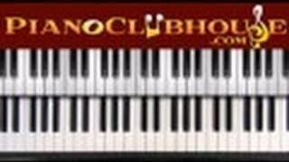 """♫ How To Play """"OLD RUGGED CROSS"""" (traditional)   Gospel Piano Tutorial♫"""