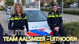 Bekende politievlogger in Aalsmeer - Uithoorn