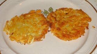 Crispy Resturant Style Hash Browns Recipe