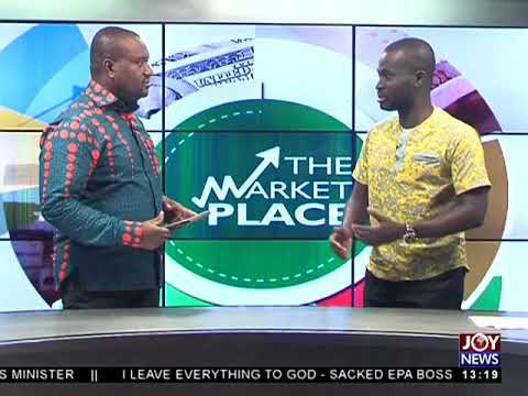 Boosting Trade Relations In Ghana - The Market Place on Joy News (13-4-18)