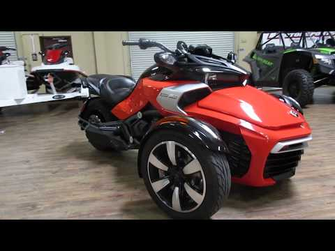 2015 Can-Am Spyder® F3-S SE6 in Murrieta, California