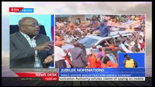 Dismas Mokua-Political Analyst explains the illegality of IEBC conducting party primaries