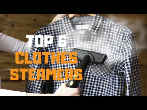 Best Clothes Steamer in 2019 - Top 6 Clothes Steamers Review