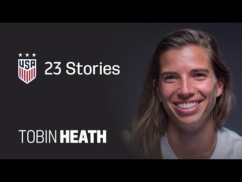One Nation. One Team. 23 Stories: Tobin Heath