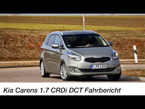 Kia Carens 1.7 CRDi DCT Fahrbericht / Besser als fast jedes Kompakt-SUV - Autophorie